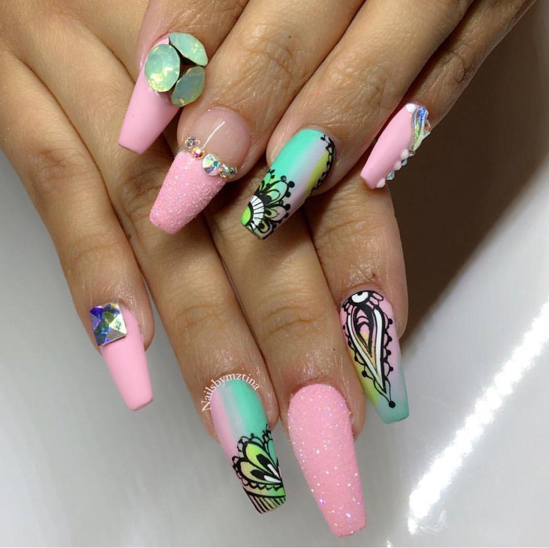 Pin by Alissa Spak on nail salon   Pinterest   Nail salons and Salons