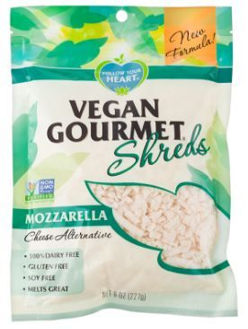 Best dairy free cheese options