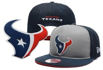 369962b7cf8 Houston Texans Adjustable Snapback Hat YD160627133