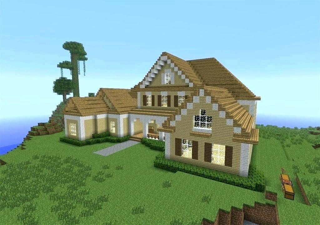 Anleitung Hausbau Haus Selber Bauen Kosten Neueste Fotos Wohnungeinrichten Hauskatkuv Cool Minecraft Houses Minecraft House Designs Easy Minecraft Houses