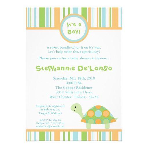 sea turtle baby shower invitation turtle baby showers sea turtles baby