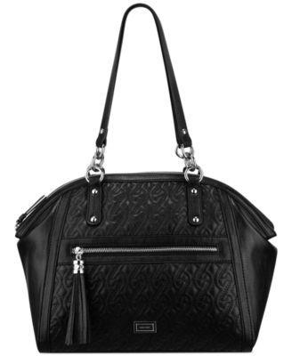 Nine West Quilted Chain Satchel