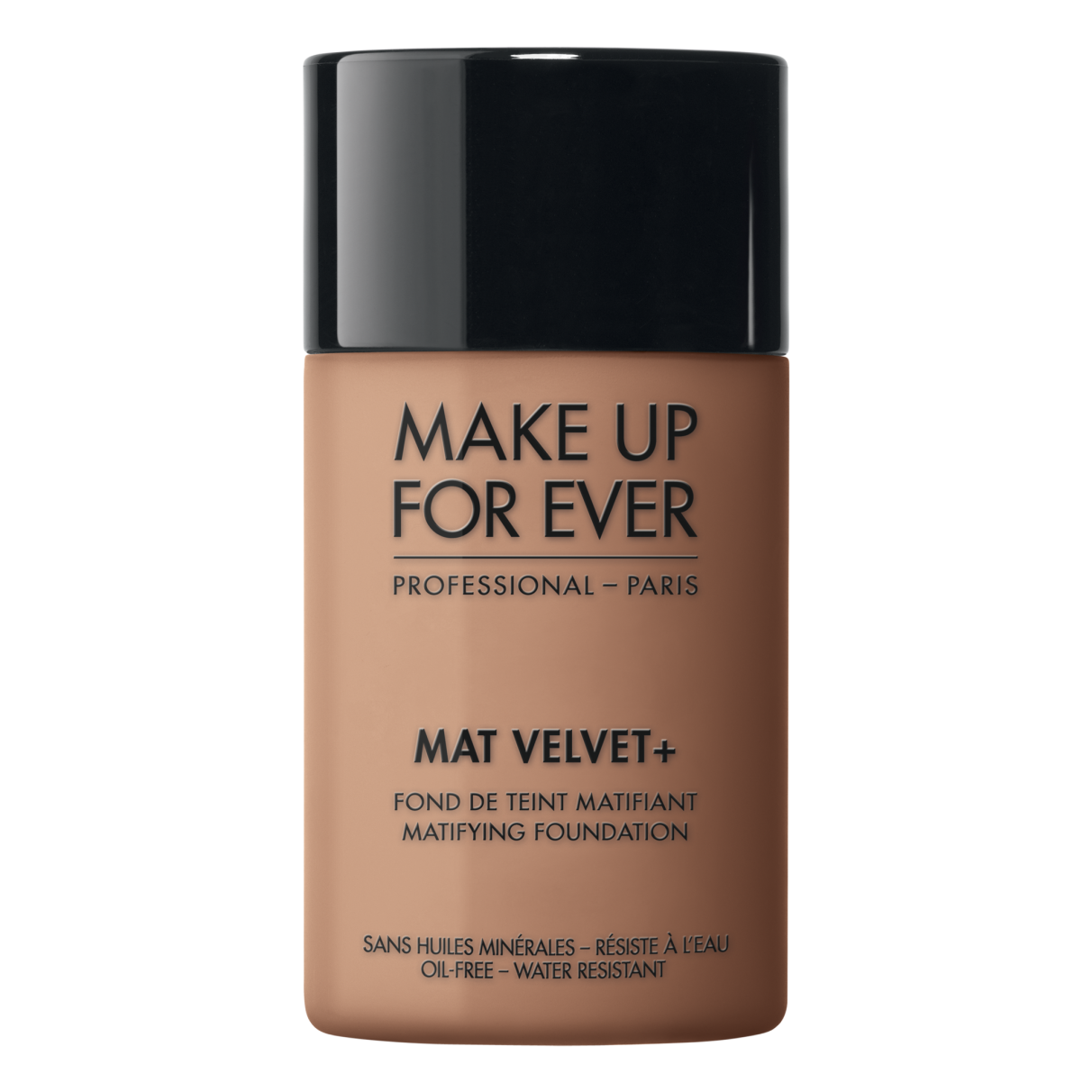 Mat Velvet + Caramel Matifying Foundation 37070 Makeup