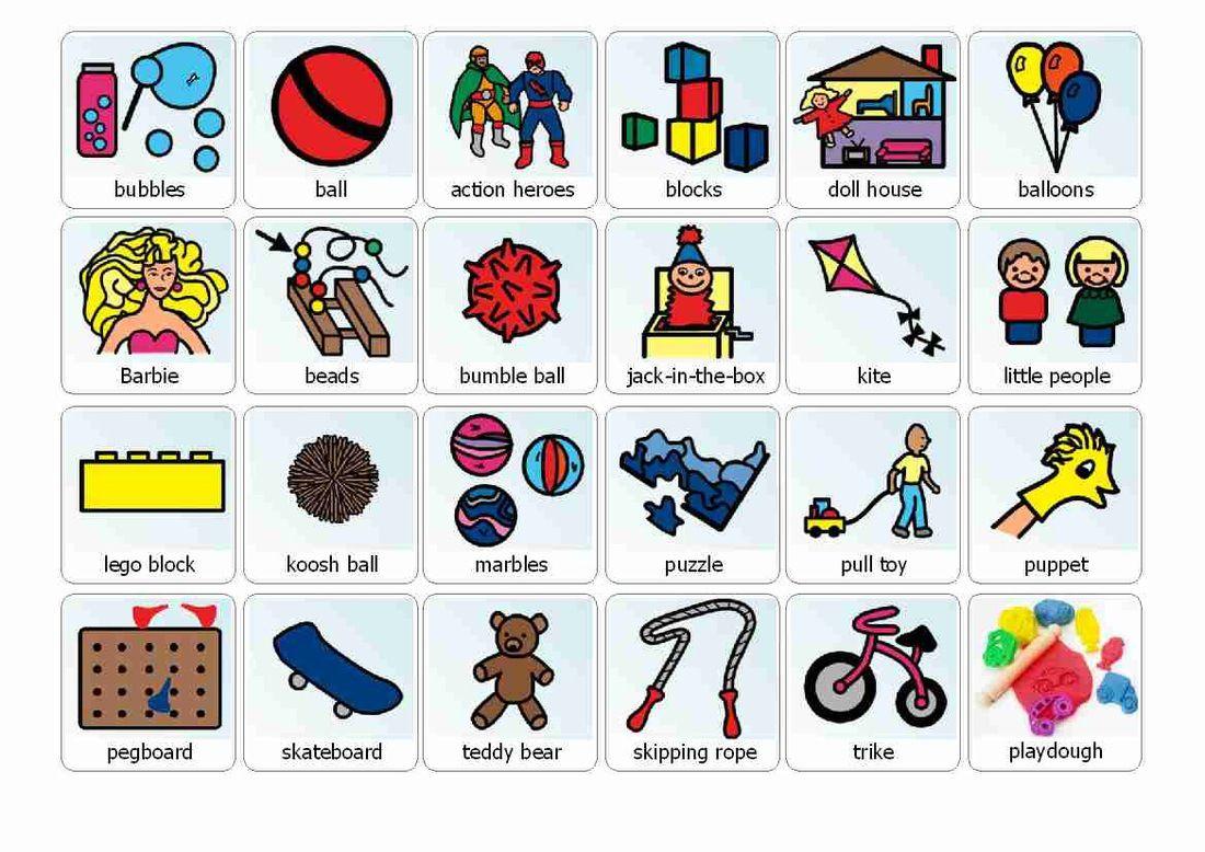 Boardmaker Symbols