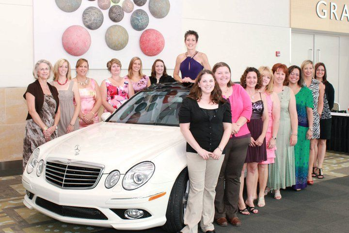 Mercedes Benz presentation and our team.