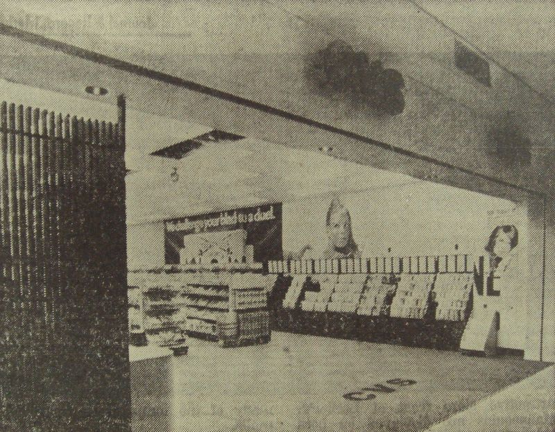 cvs opens at meriden square october 1971 malls now malls then