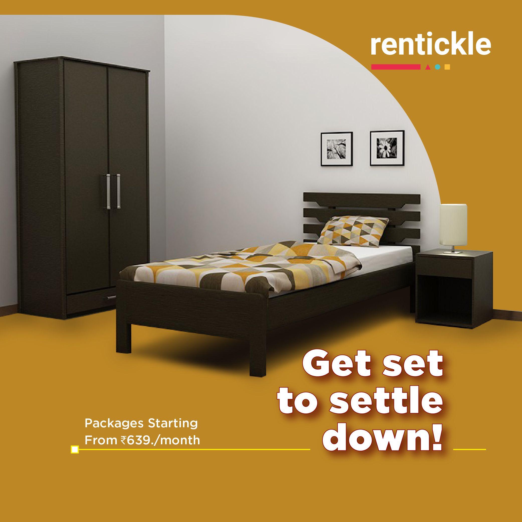 Beginner's Nest Toddler bed, Bedroom, Settle