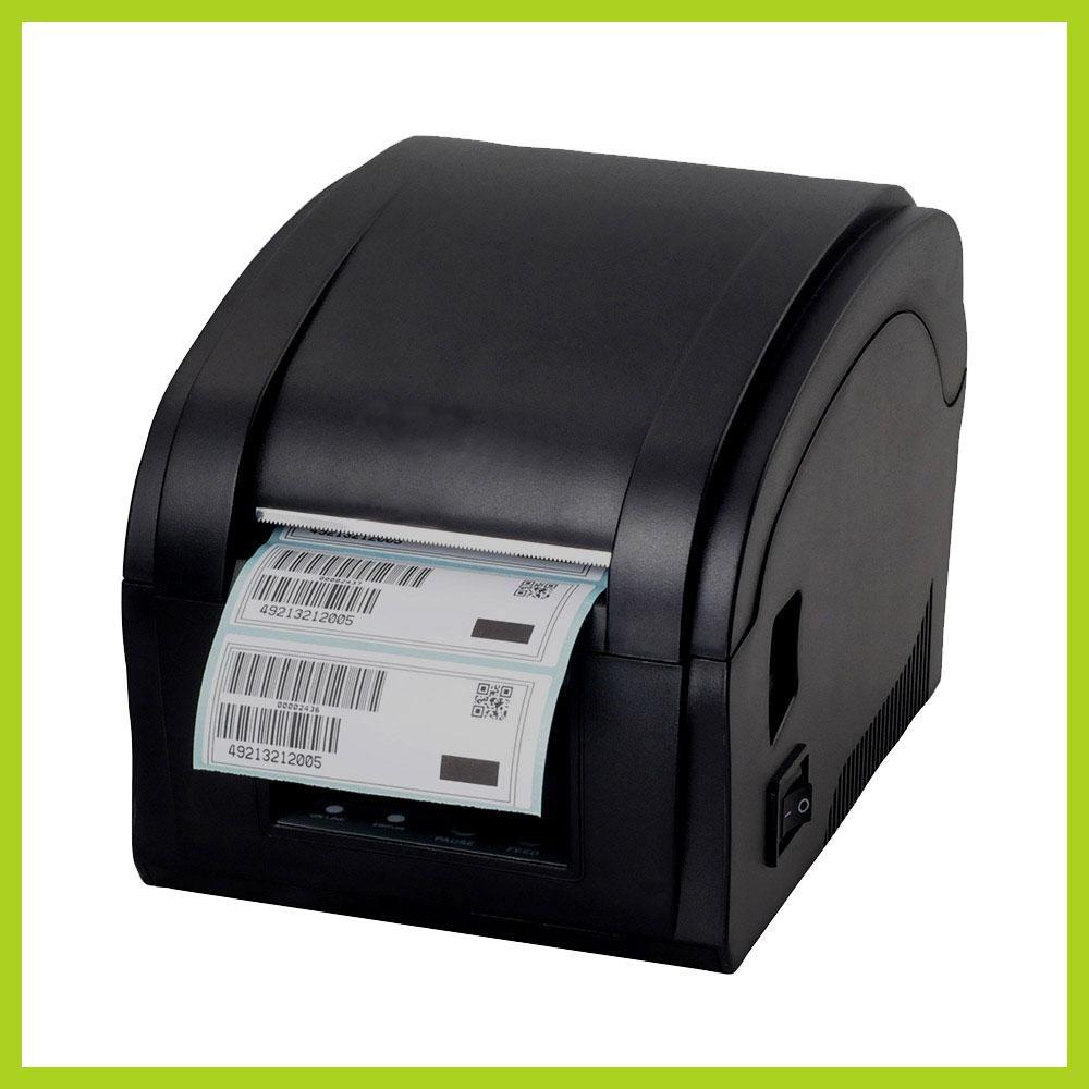 High Quality Qr Code Sticker Printer Barcode Printer Thermal Adhesive Label Printer Clothing Label Printer Sticker Printer Label Printer Thermal Label Printer