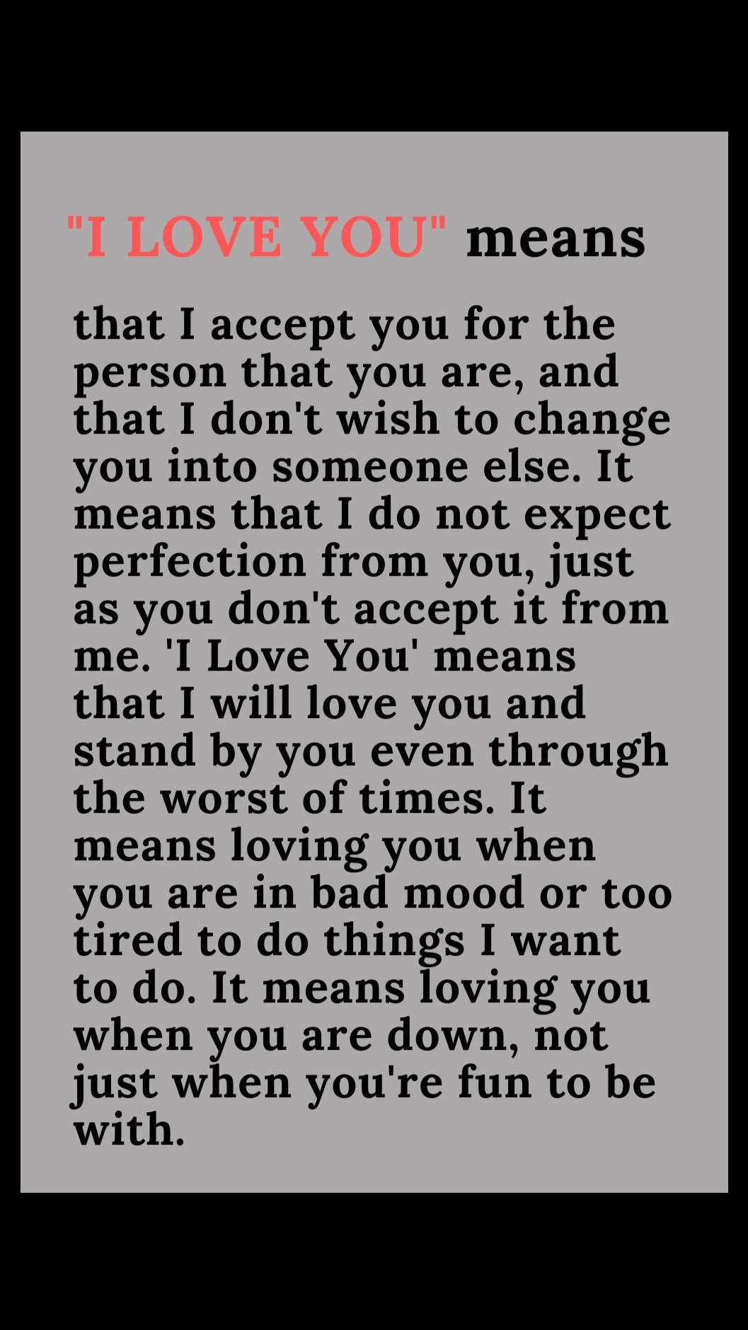 Daily love quotes