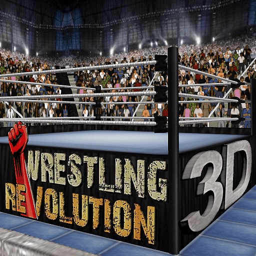 Wrestling Revolution 3D 1.630 Apk Wrestling games