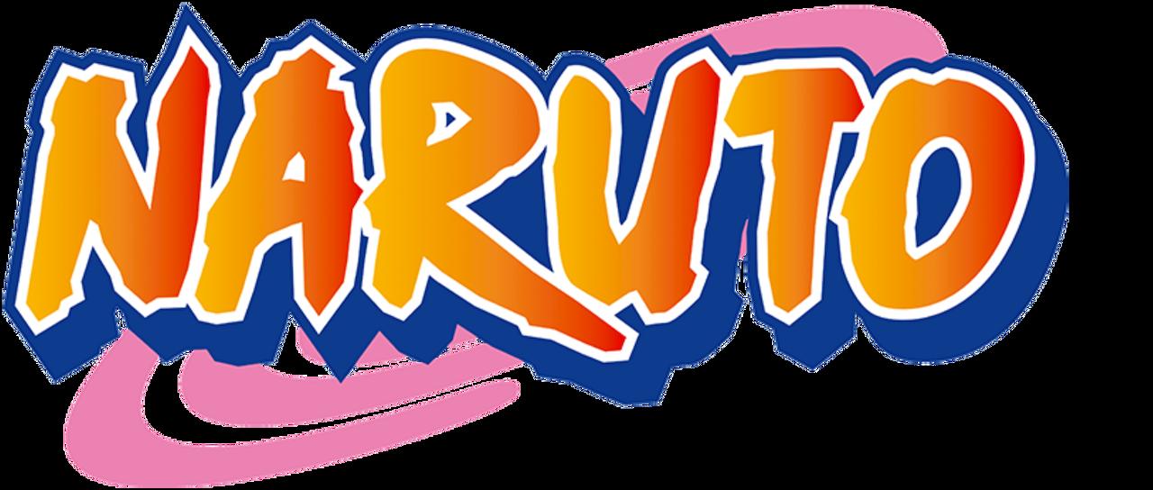 Naruto Netflix Picture Logo Naruto Uzumaki Naruto