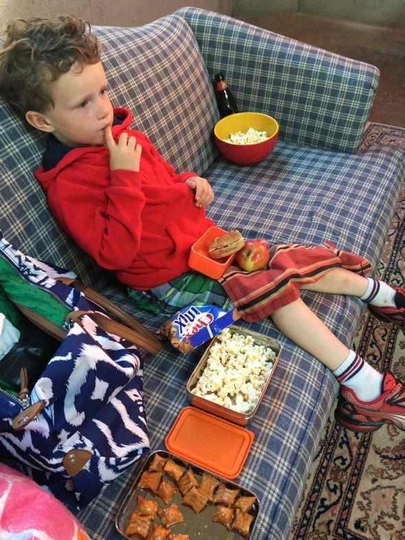 FREE Kid-friendly movies at Sports Basement