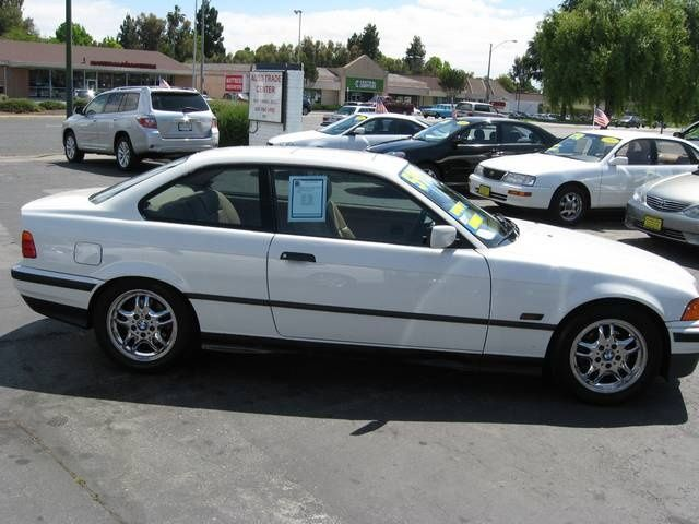Replacing The Volvo BMW Is In White BMW Pinterest - 1992 bmw 325is