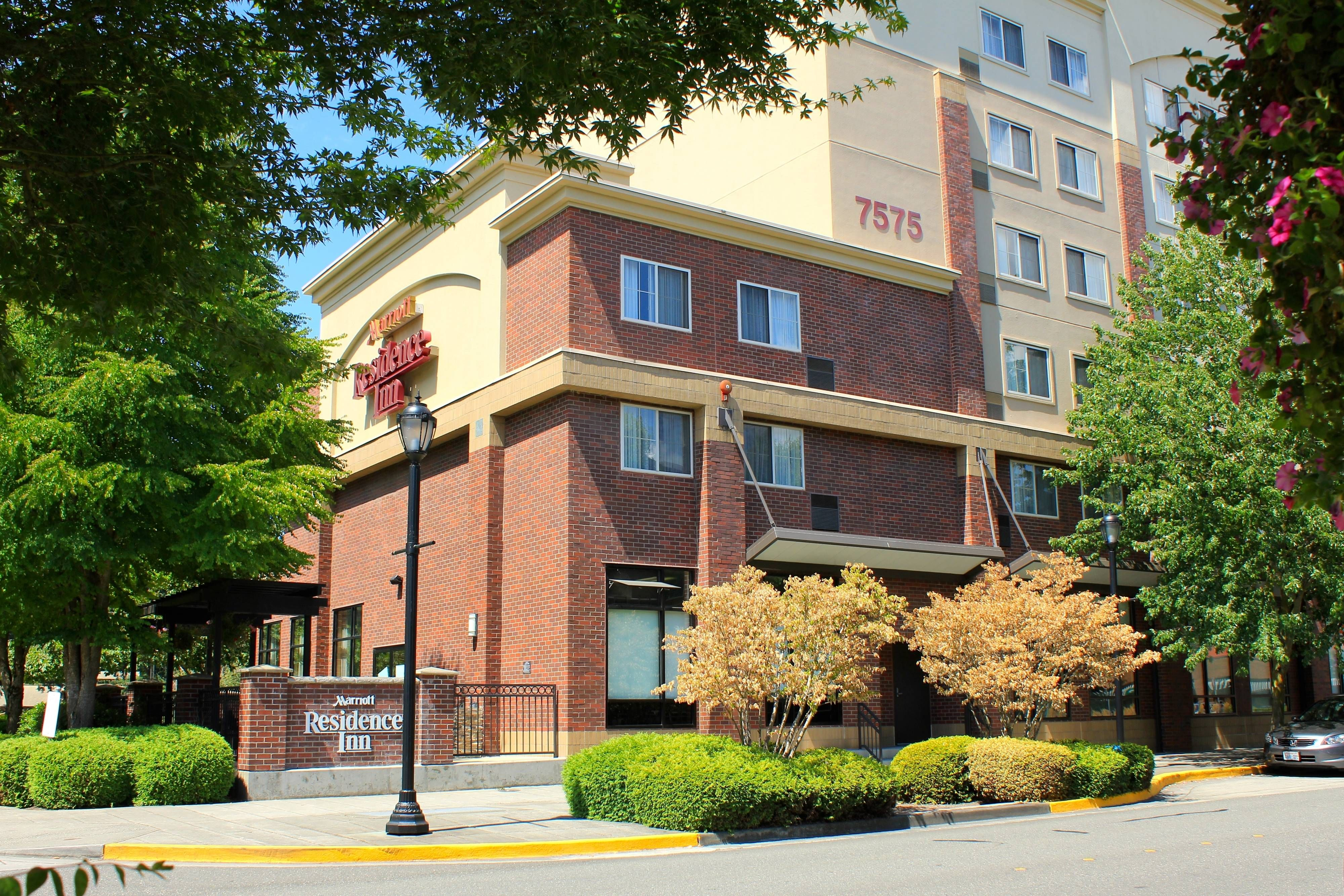 Residence Inn Seattle East Redmond Exterior Hotels Comfortable