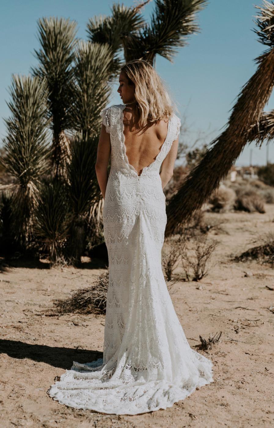 Vintage inspired lace wedding dresses  Lilah  Wedding  Pinterest  Lace wedding dresses Lace weddings