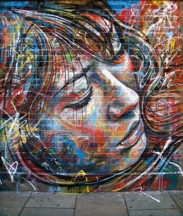 Relativ 30+ All Time Best Graffiti Street Art Paintings | Street Art  NS93