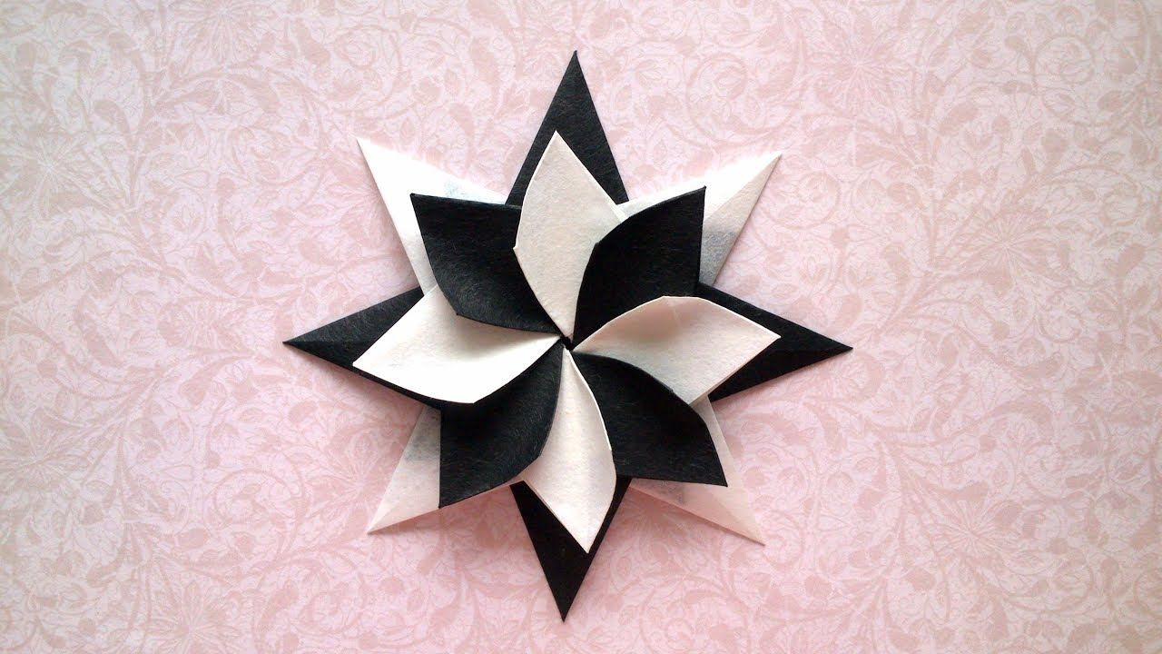 Modular Origami Star Enrica Dray Crafts Paper Pinterest