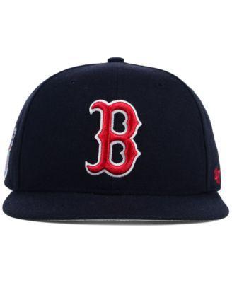f7060cfcb '47 Brand Boston Red Sox Sure Shot Snapback Cap - Blue Adjustable. '