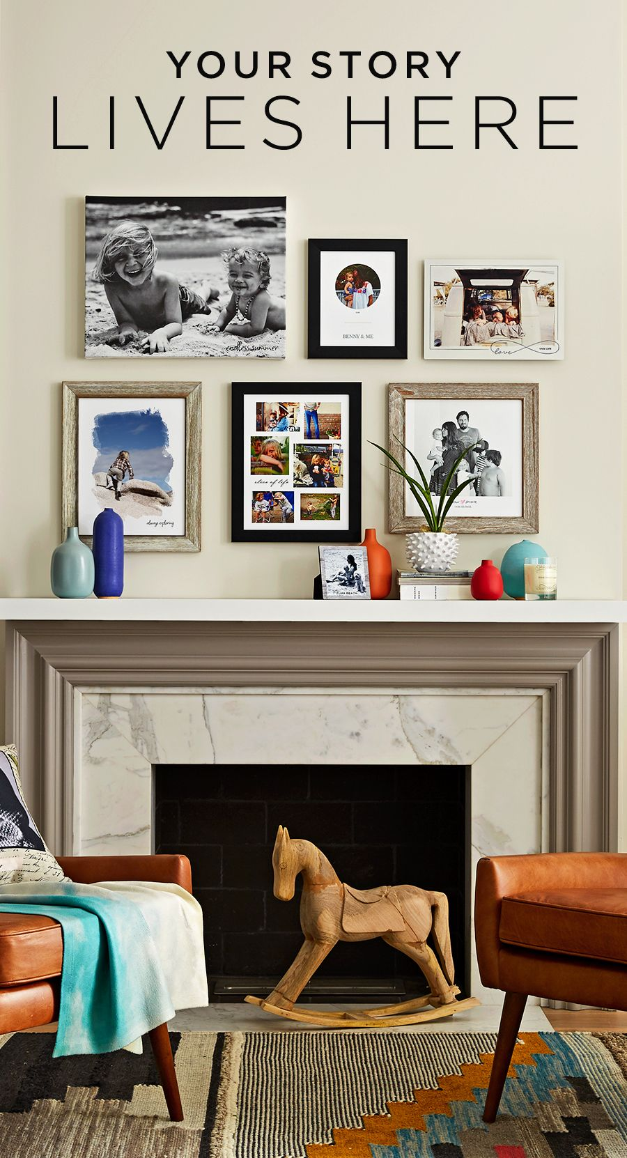 tell your own story with custom home decor pieces for your modern
