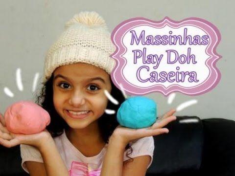 Como fazer massinhas Play Doh em casa - passo a passo - Isabela Vaidosa