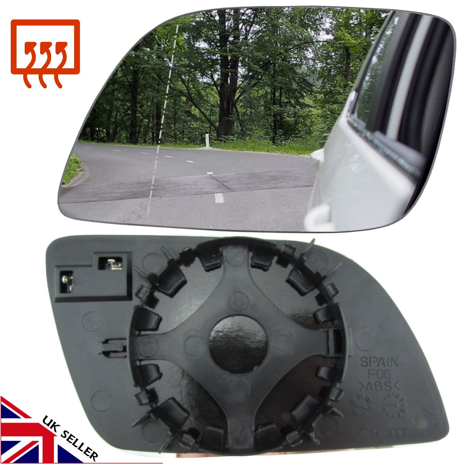 Pin By Cezary Sobieszuk On Auto Parts Solutions Wing Mirrors Glass Fit Glass Mirror