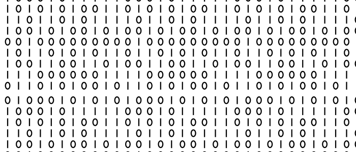 Binary Code. I am learning how to decipher binary code. It