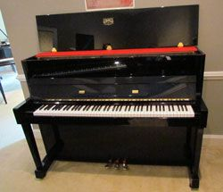 Richmond Piano, Preowned Uprights