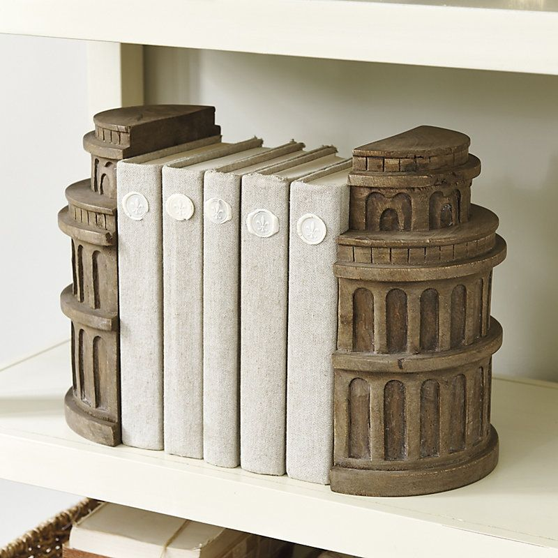 European Monument Bookends Products
