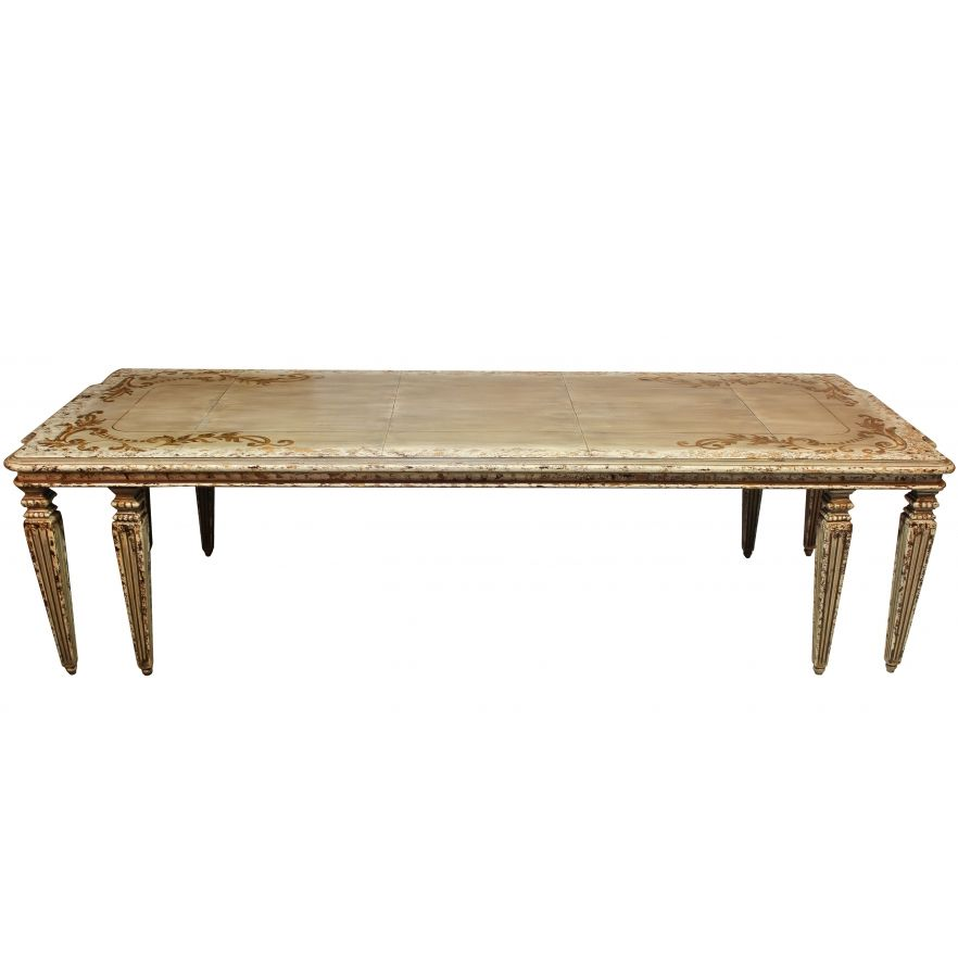 French Versailles Dining Table In 2020 Dining Table French