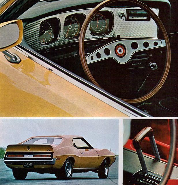 1971 amc javelin amx and interior. Black Bedroom Furniture Sets. Home Design Ideas