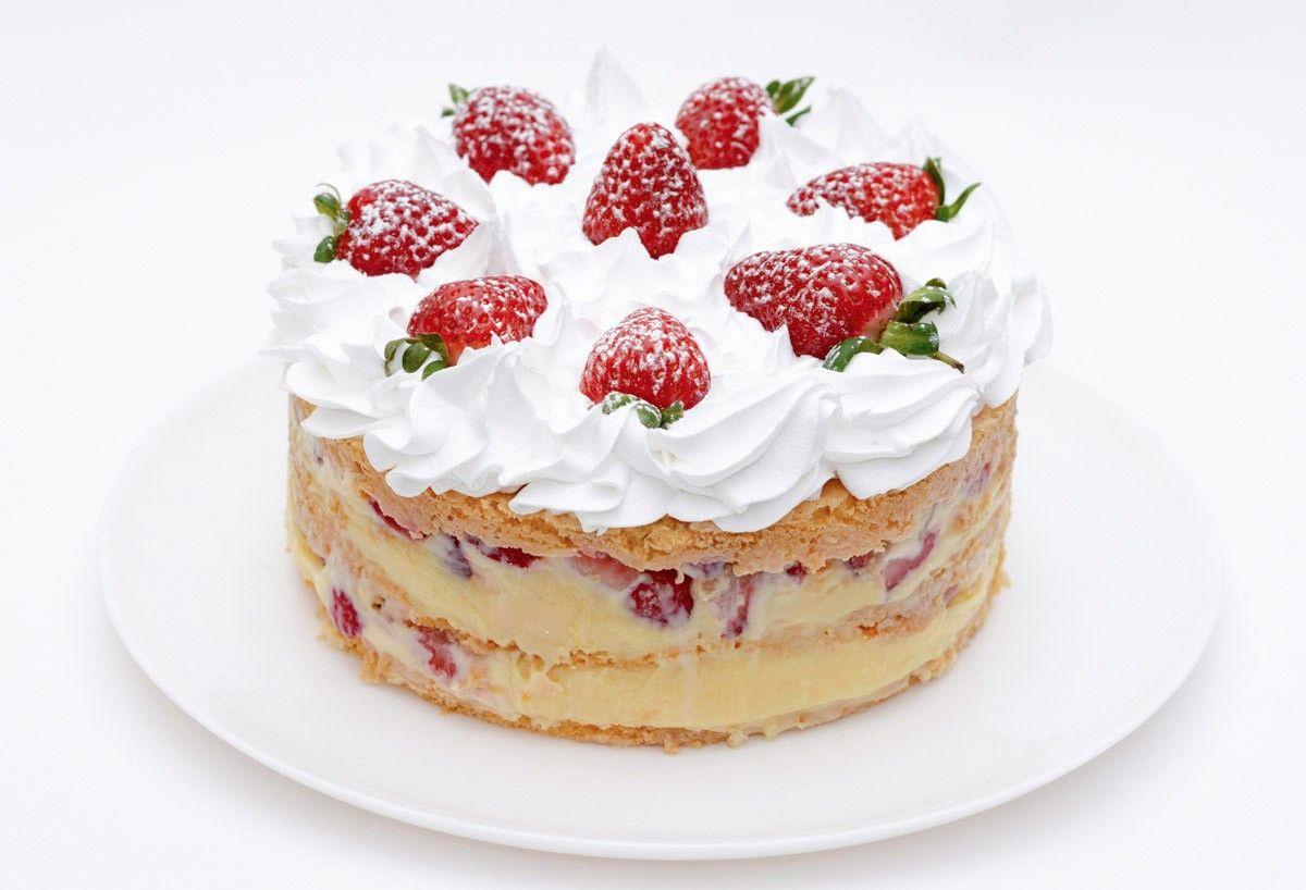bolo naked cake morango - Pesquisa Google