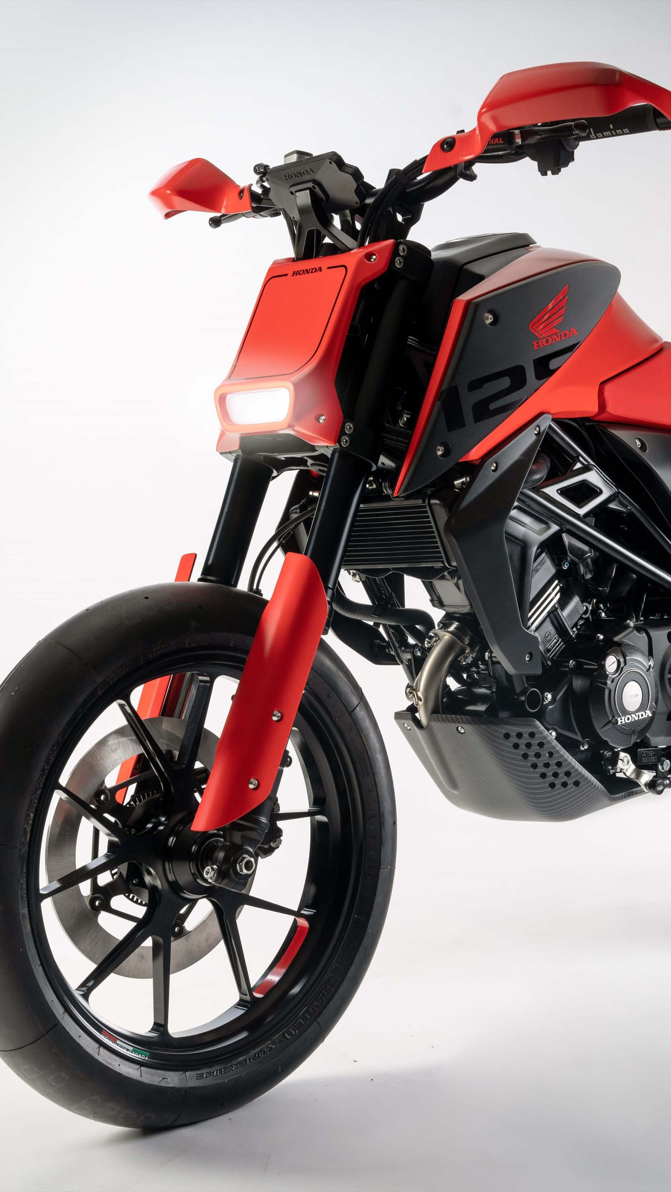 Honda Phone Wallpapers Honda Cb125m Concept Bike Bike Wallpapers Pinterest Honda