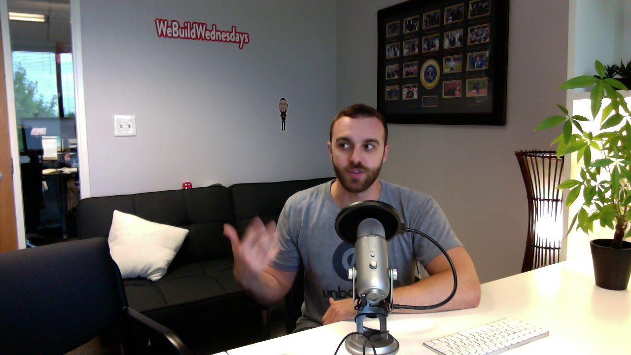WeBuildWednesdays 39 Using SMART Goals to Improve Your