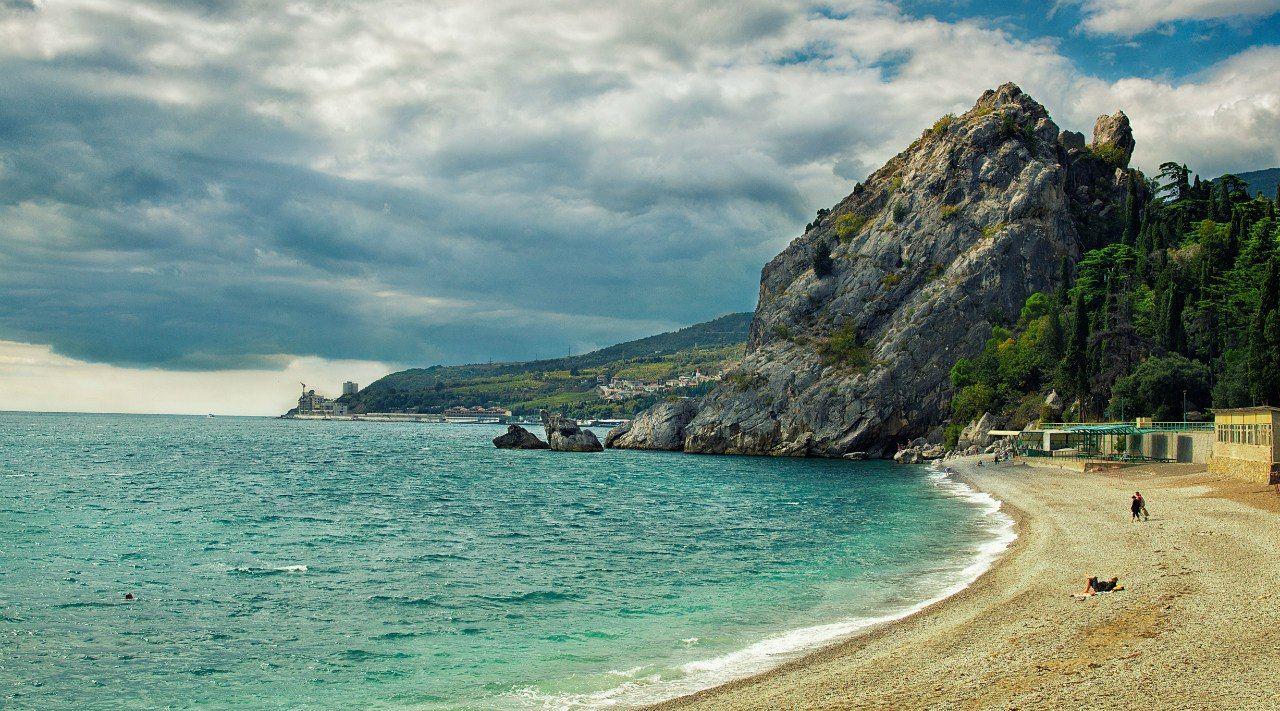 свидание пляжи гурзуфа фото отзывы наполнен светом воздухом