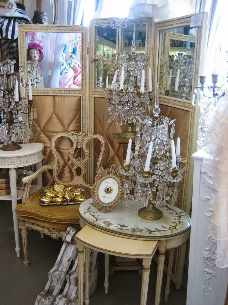 Eye for design decorating with french crystal candelabras