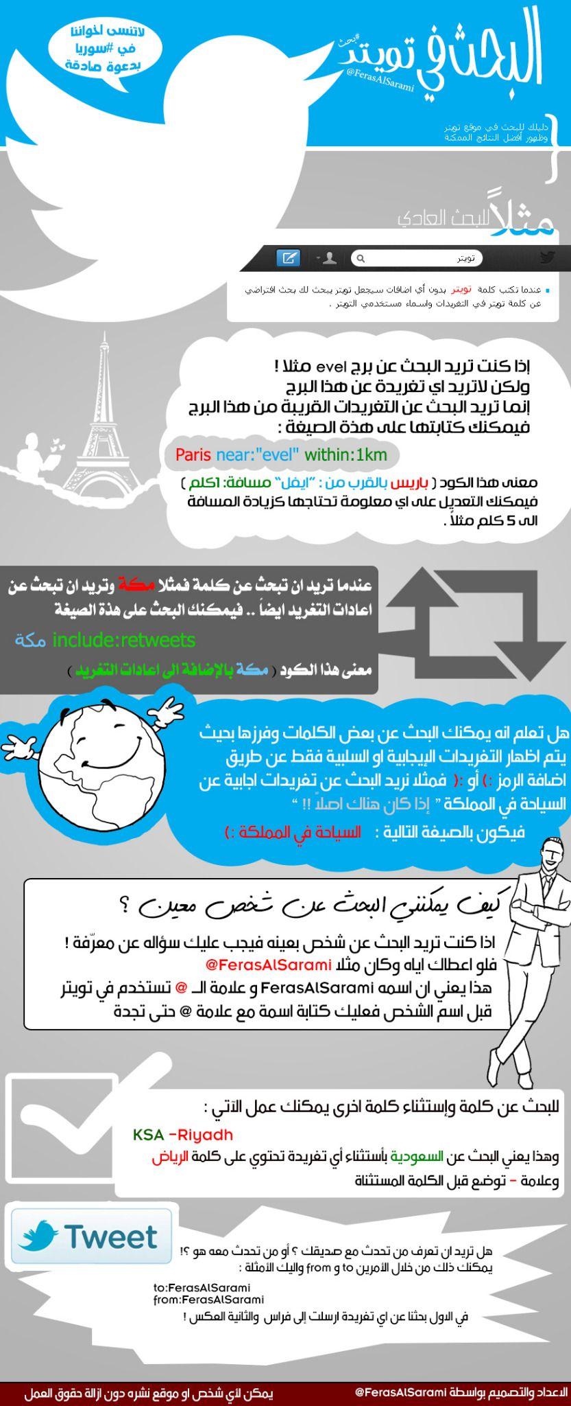 البحث في تويتر Social Media Marketing Business Social Media Social Media Pins