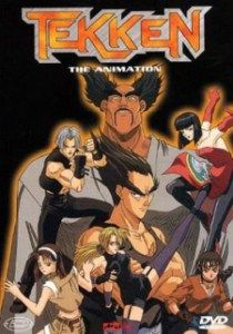 Tekken The Motion Picture Sub Anime Movies Best Anime List