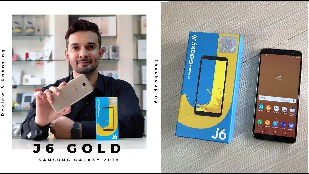 Samsung J6 Gold Samsung Gold Galaxy Gold