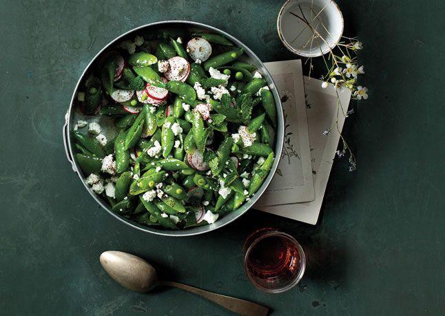 18 Fresh, Springy Salads with Seasonal Produce