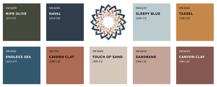 2020 2021 colour trends cool calm collected right here on paint colors for 2021 living room id=84243
