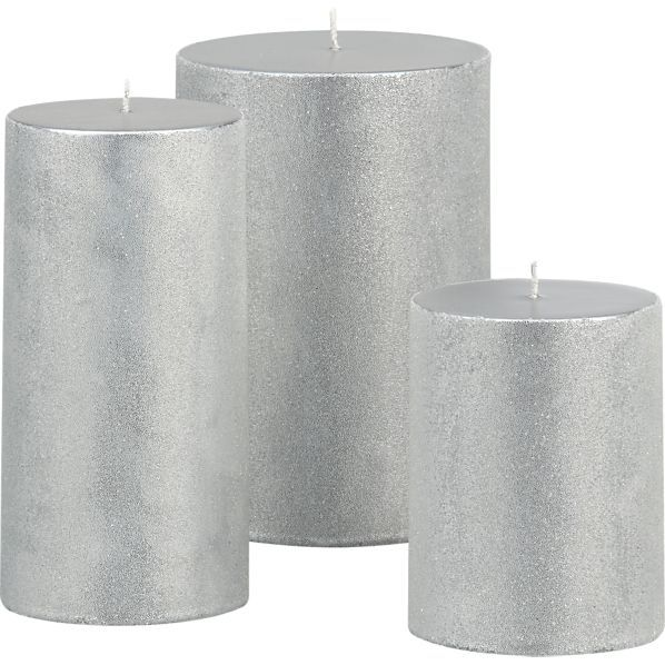 Silver ~ Great candle for meditation. Silver candles are great for anything dealing with moon magick. These candles will help in the removal of negative forces and energies, repels chaos and disaster, and increases psychic abilities. This is also an excellent candle to burn when asking for success, victory, and stability.