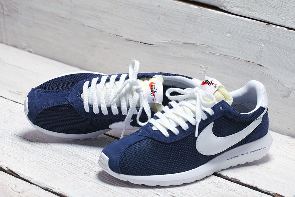 newest b34ac 4ee3c Nike Roshe LD 1000 x Fragment Design Navy Detailed Pictures Nike Roshe Run LD  1000 Nike sneaker news release dates