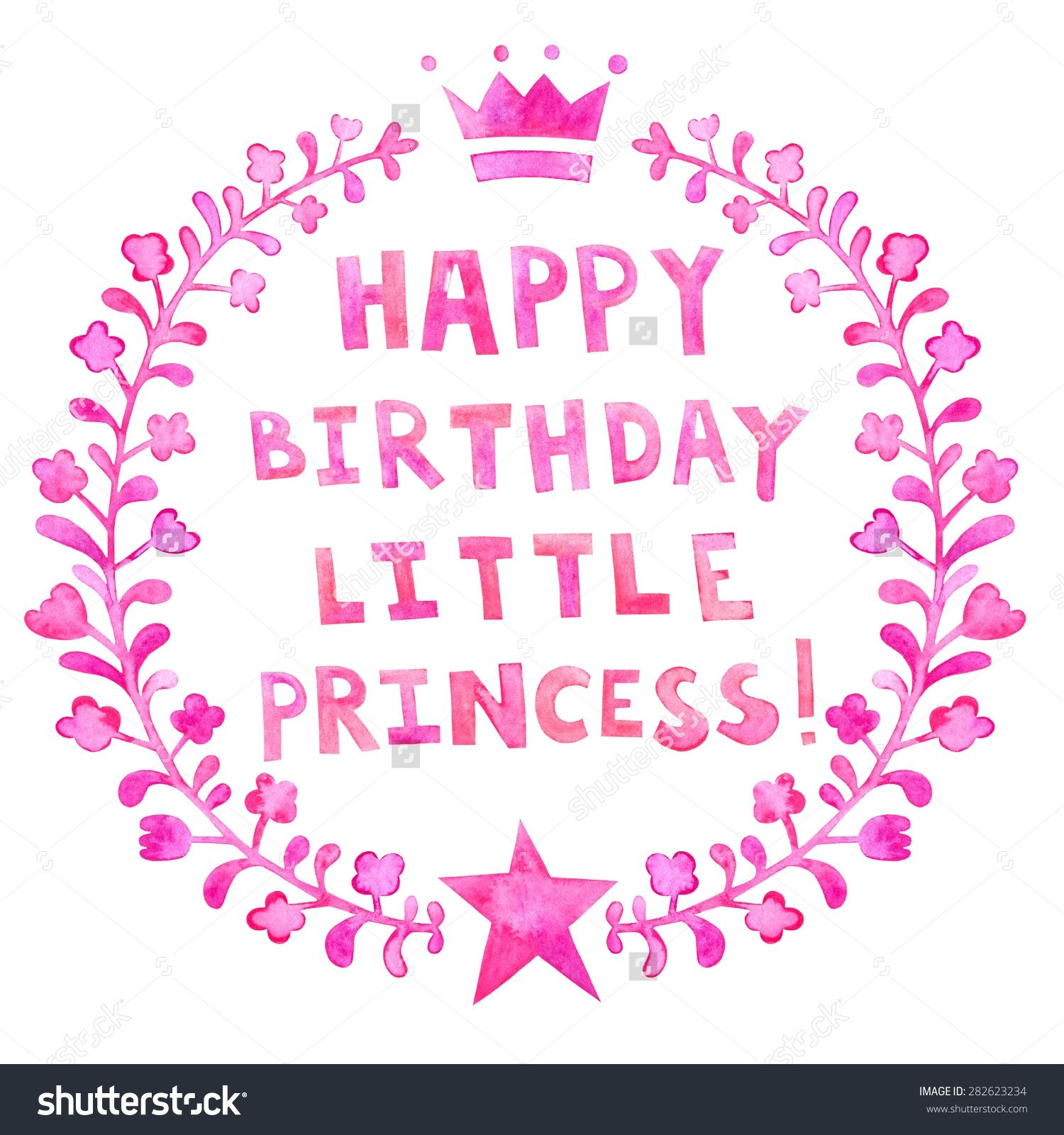 HBD Little Princess