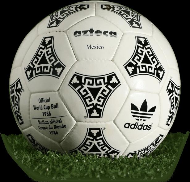 Alojamiento Primer ministro Hacer la vida  1986 World Cup ball (adidas Azteca) | Pelota de fútbol, Balones, Balon de  futbol