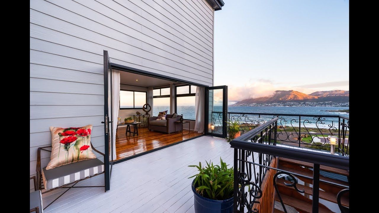 Top Billing features an incredible container home in Cape