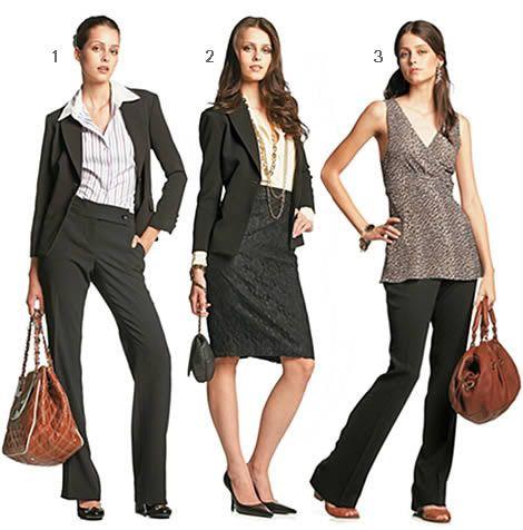 785df5252 Roupa feminina social para trabalho