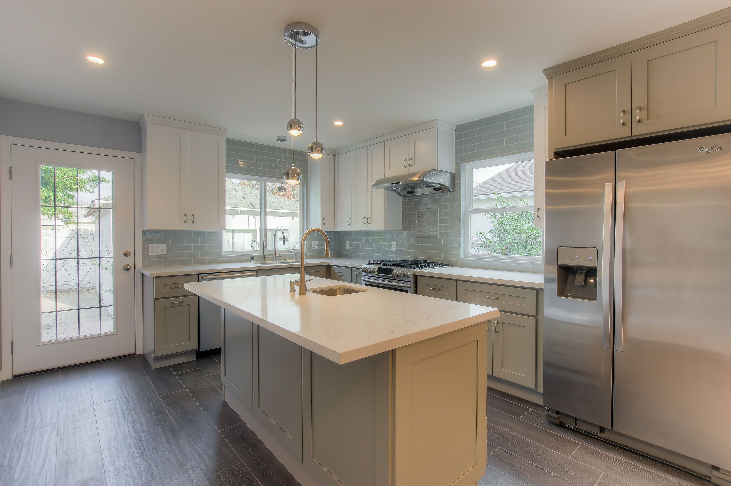 Cheviot Hills Kitchen Remodel  Kitchen Designs  Pinterest  Los Classy How To Design A Kitchen Remodel Review