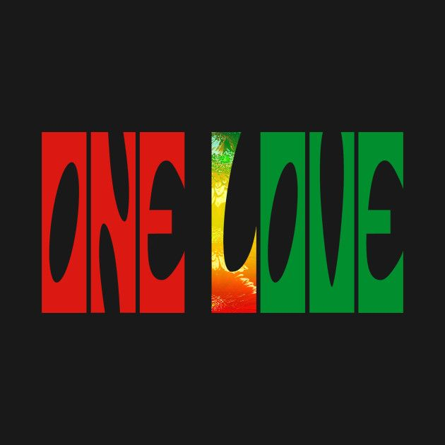 Check Out This Awesome Reggae Love Design On Teepublic