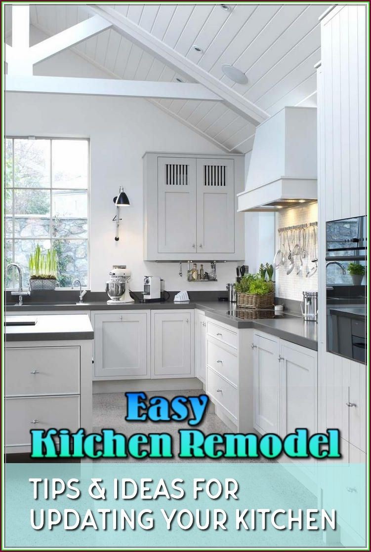 10 Easy Kitchen Remodel Ideas That Save Your Money And Time Home