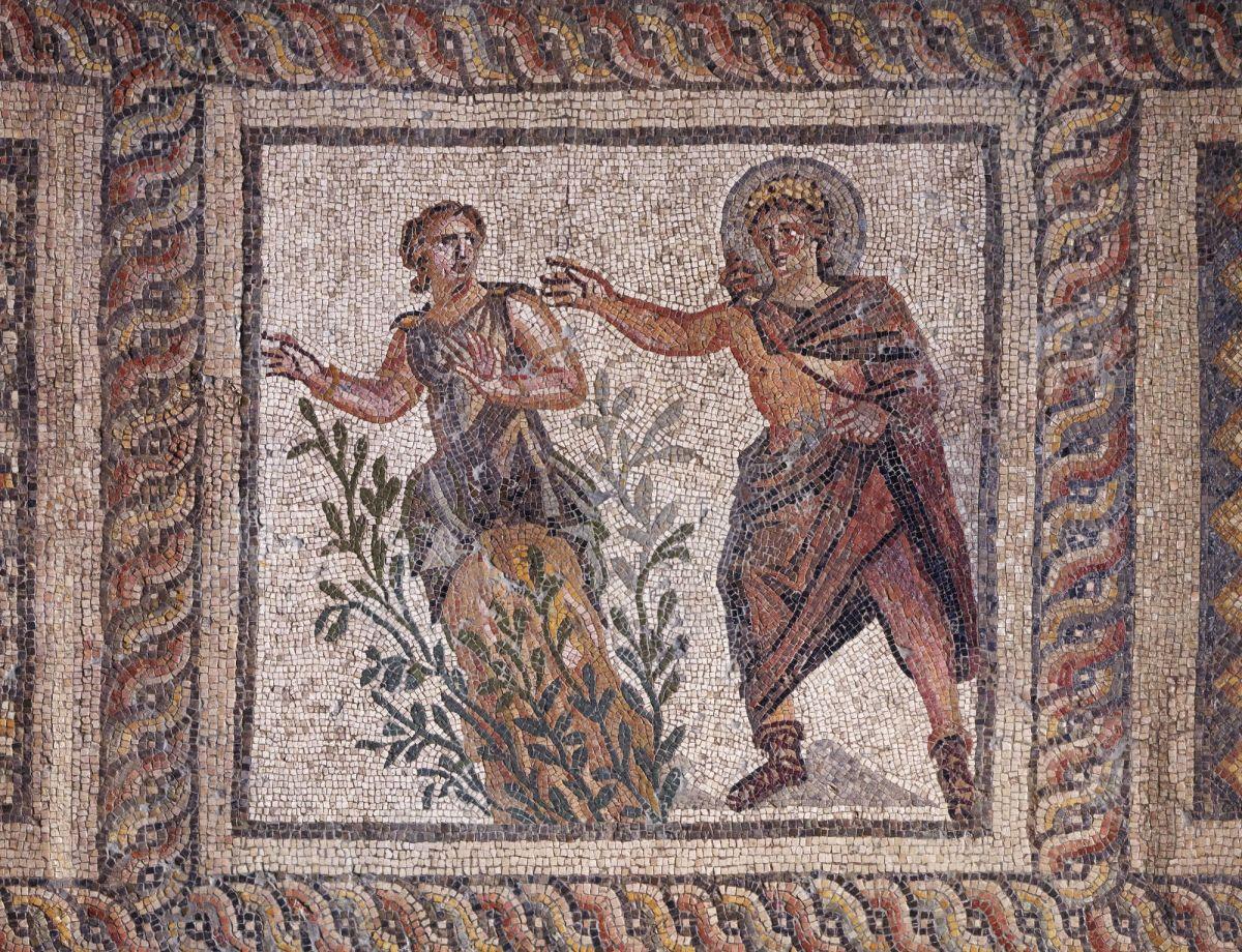 Antioch Through The Ages Art Roman Mosaic Roman Art